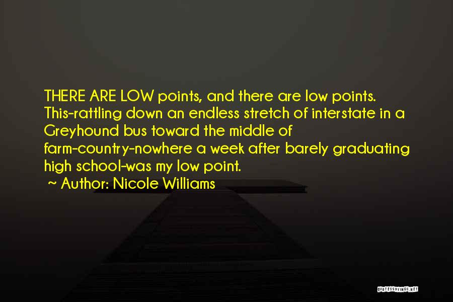Graduating High School Quotes By Nicole Williams