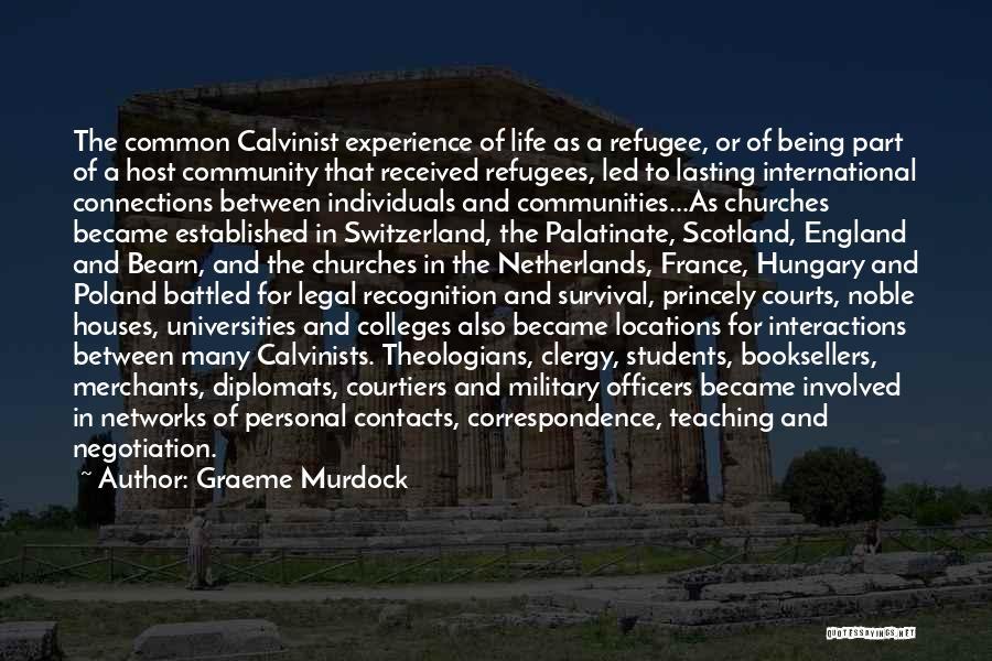 Graeme Murdock Quotes 327387