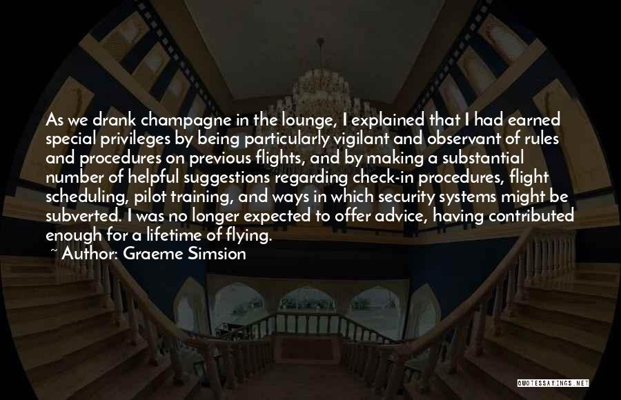 Graeme Simsion Quotes 1067251