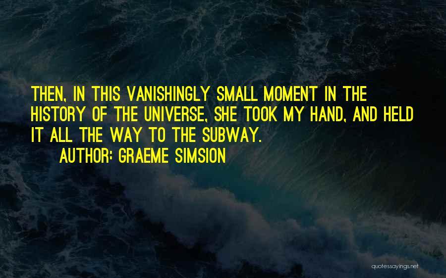 Graeme Simsion Quotes 1089758