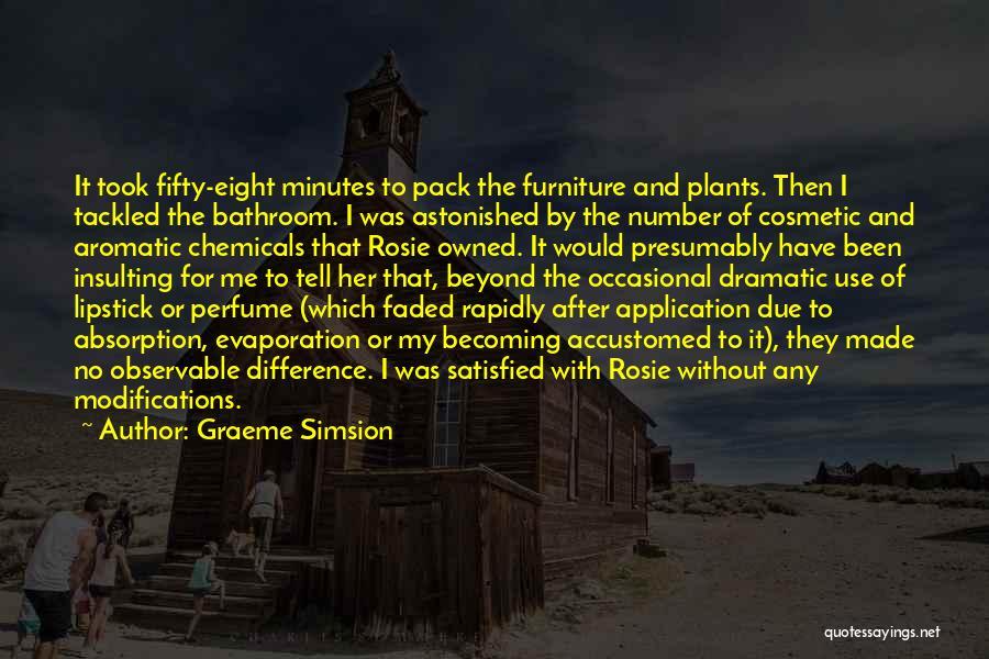 Graeme Simsion Quotes 1561310