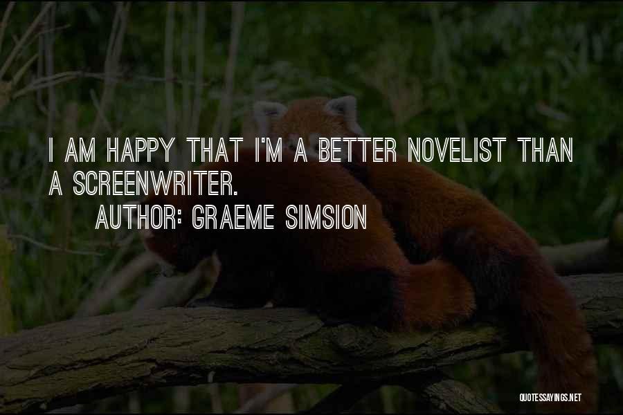 Graeme Simsion Quotes 1589065