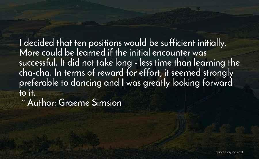 Graeme Simsion Quotes 1686753