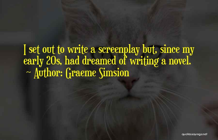 Graeme Simsion Quotes 182346