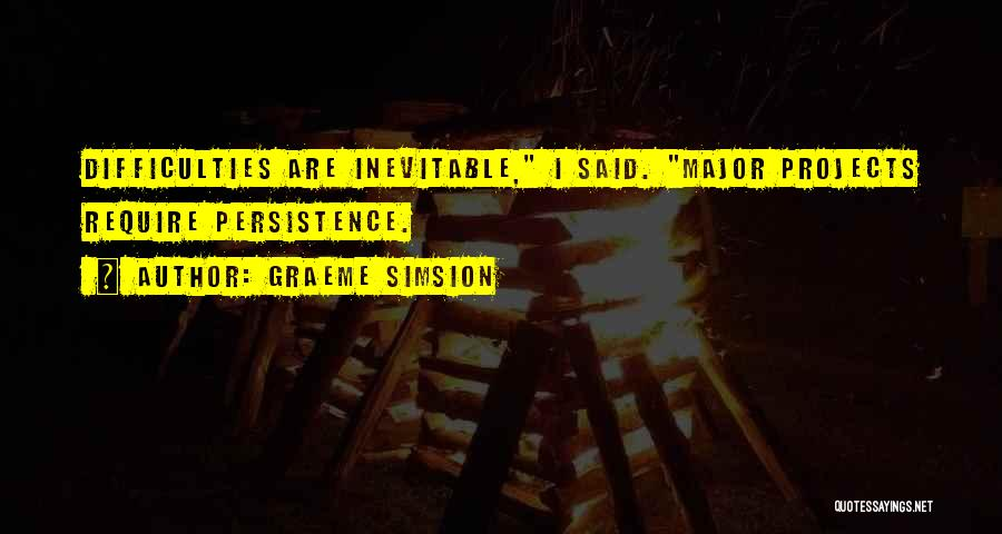 Graeme Simsion Quotes 1826392