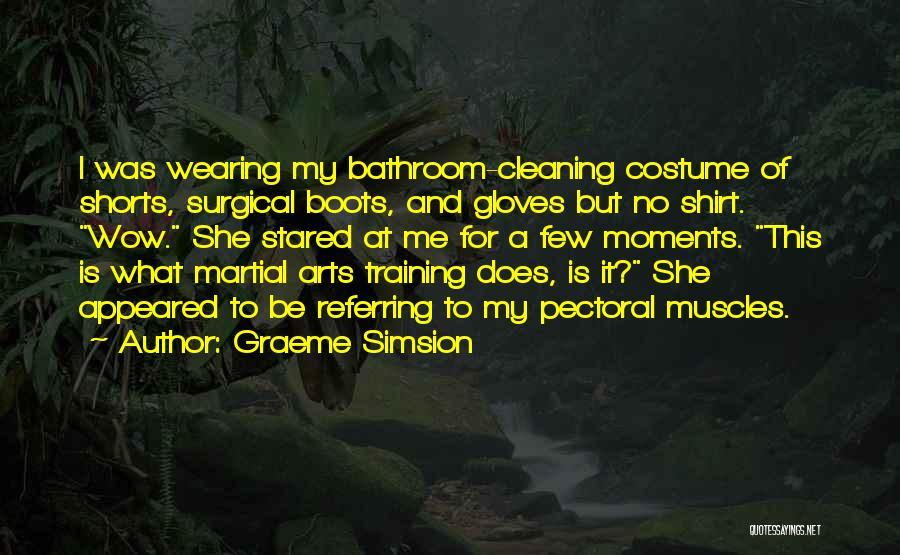 Graeme Simsion Quotes 1843436