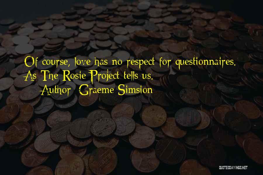 Graeme Simsion Quotes 1847588