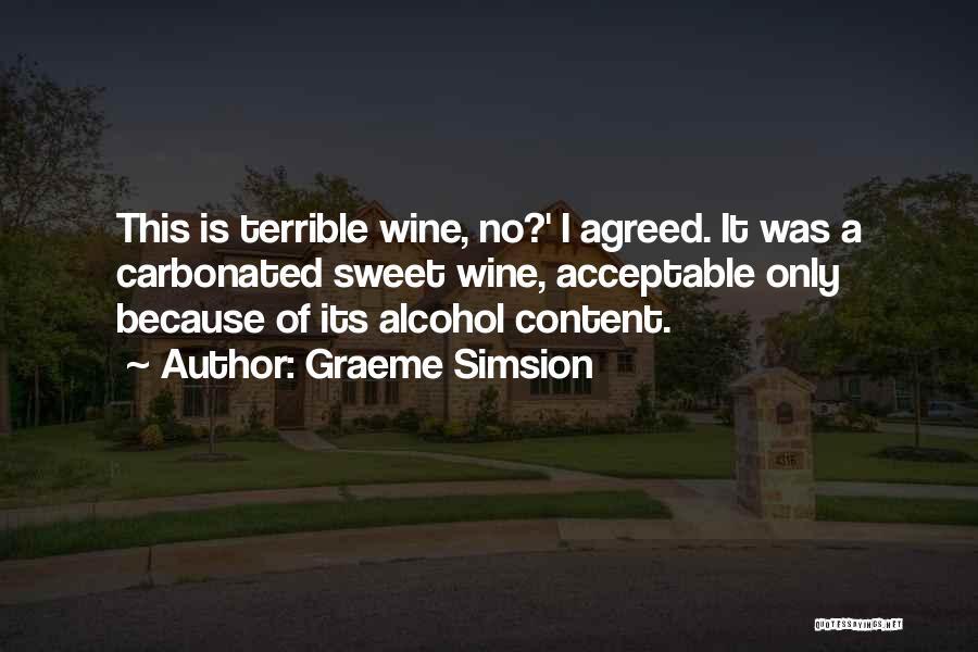 Graeme Simsion Quotes 2059075