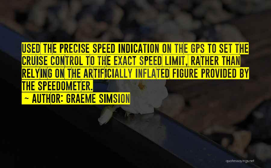 Graeme Simsion Quotes 2089392