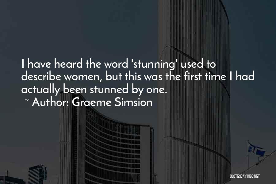 Graeme Simsion Quotes 2101597