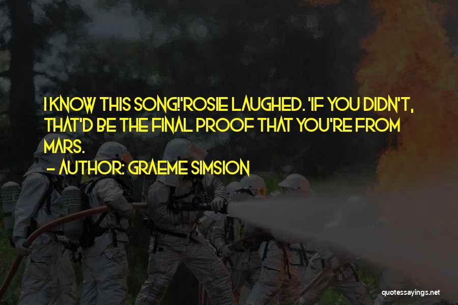 Graeme Simsion Quotes 2233126