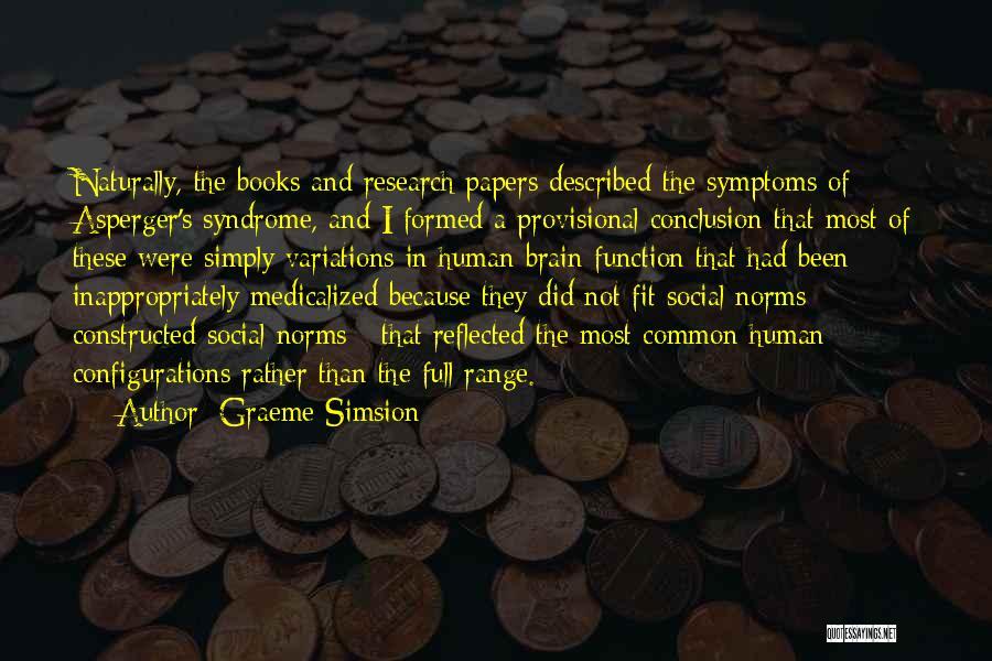 Graeme Simsion Quotes 247350