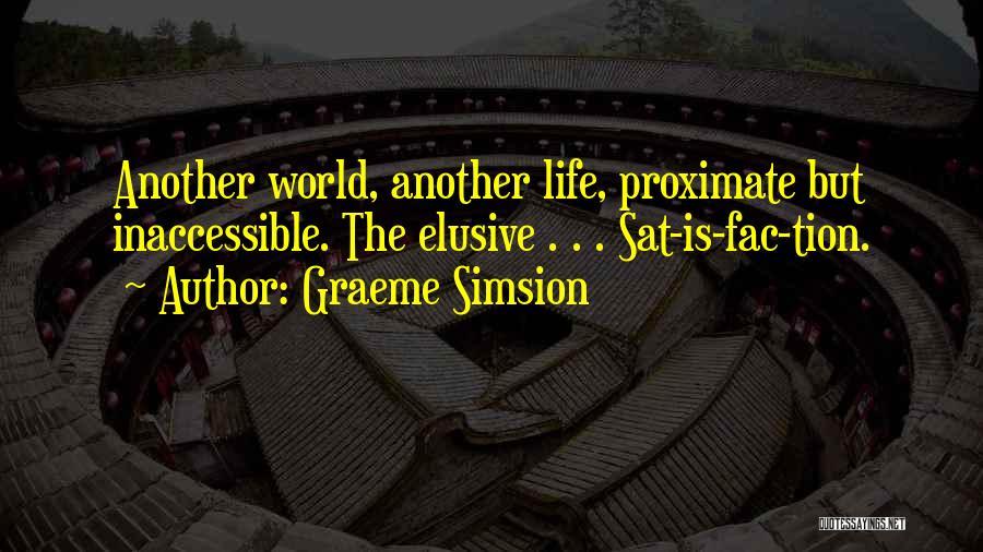 Graeme Simsion Quotes 335508