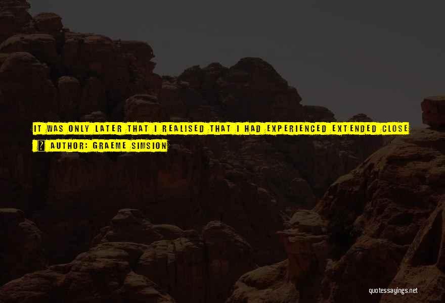 Graeme Simsion Quotes 395148