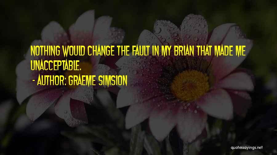 Graeme Simsion Quotes 419634
