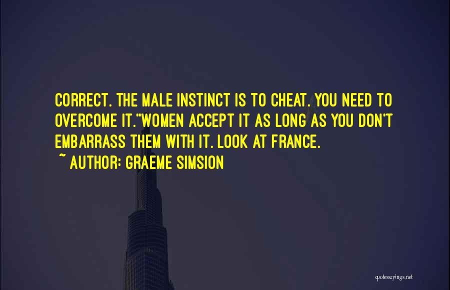 Graeme Simsion Quotes 465640