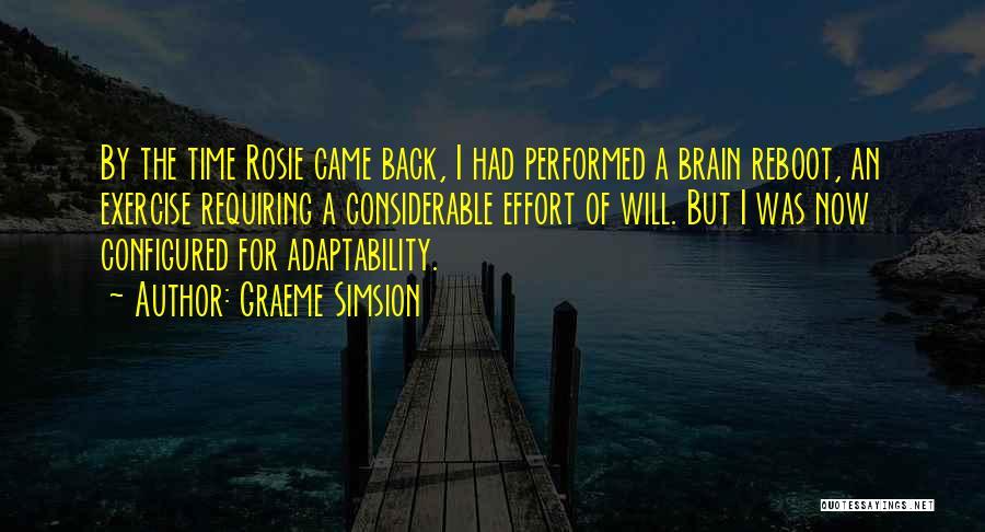 Graeme Simsion Quotes 499508