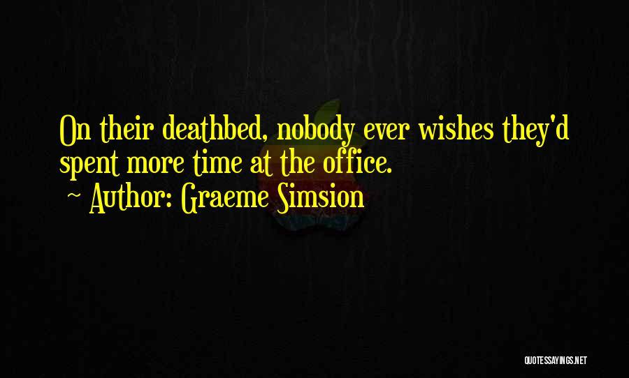 Graeme Simsion Quotes 515508