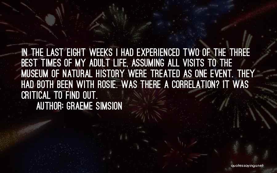 Graeme Simsion Quotes 709463