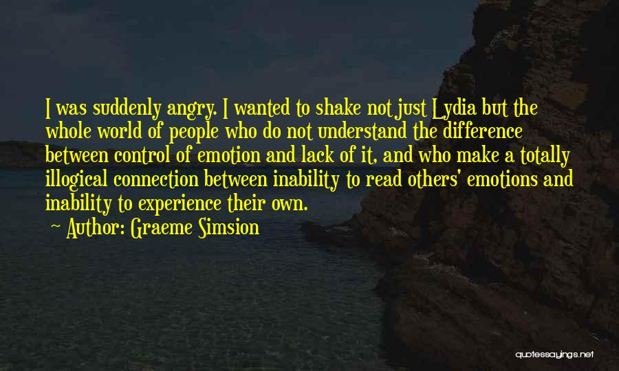 Graeme Simsion Quotes 715004