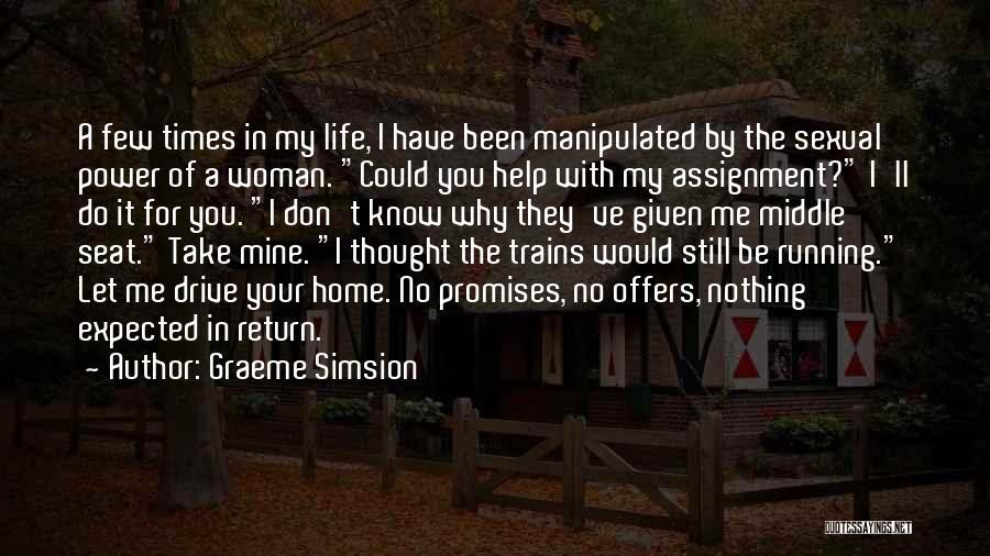 Graeme Simsion Quotes 739615