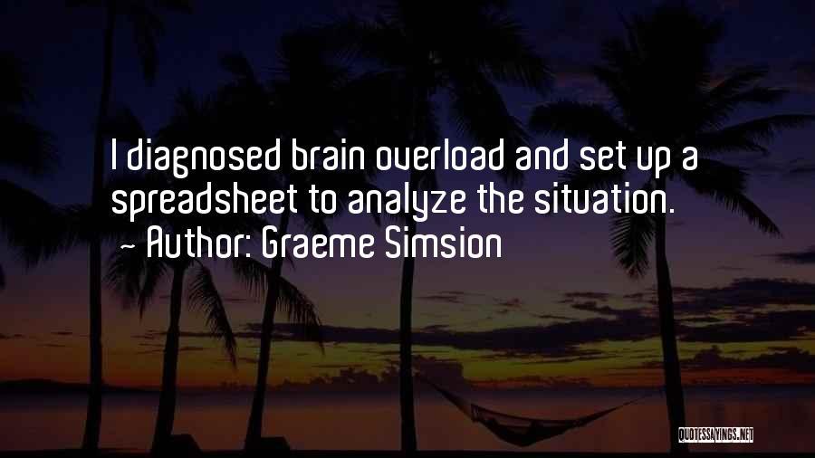 Graeme Simsion Quotes 84895