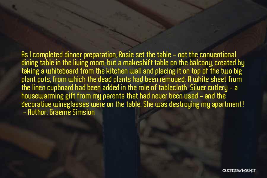 Graeme Simsion Quotes 909092