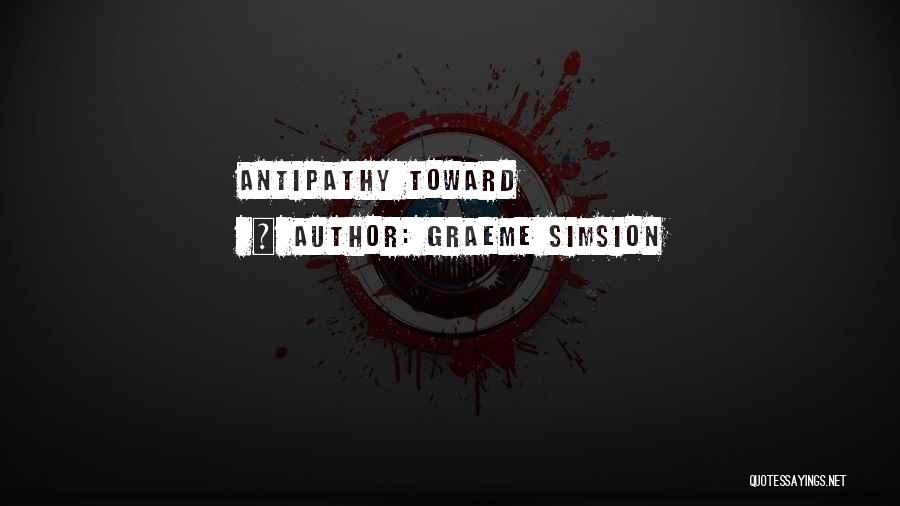 Graeme Simsion Quotes 955857