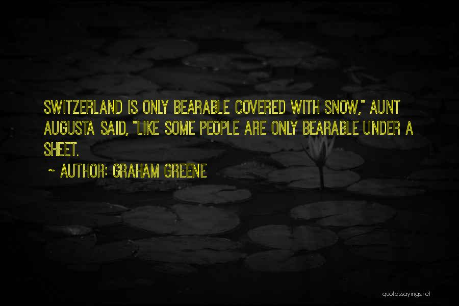 Graham Greene Quotes 1076854