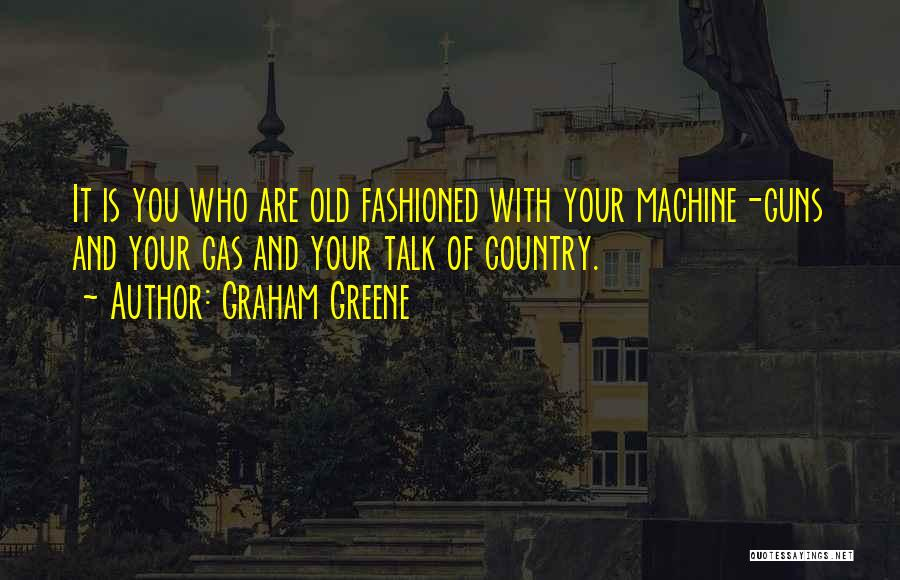 Graham Greene Quotes 136994