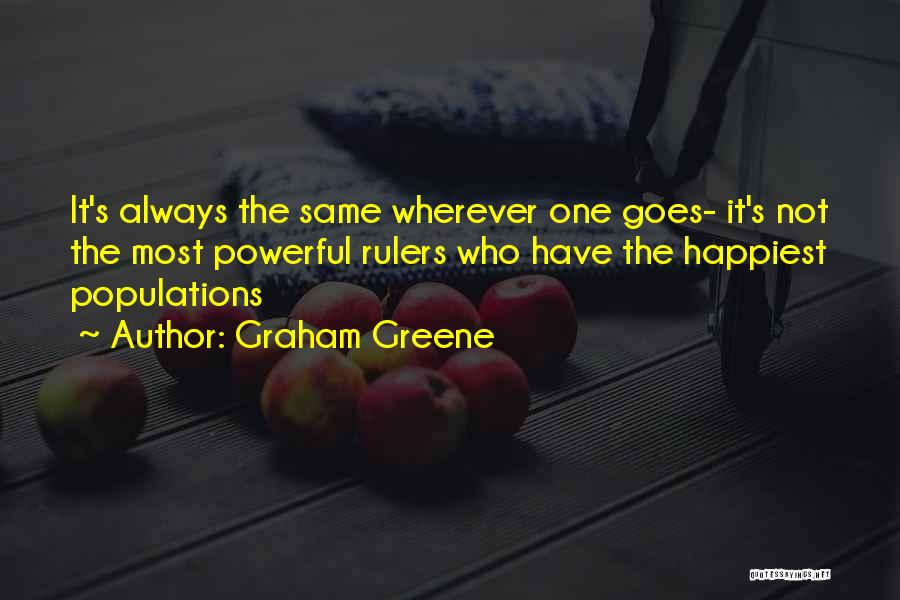 Graham Greene Quotes 165700