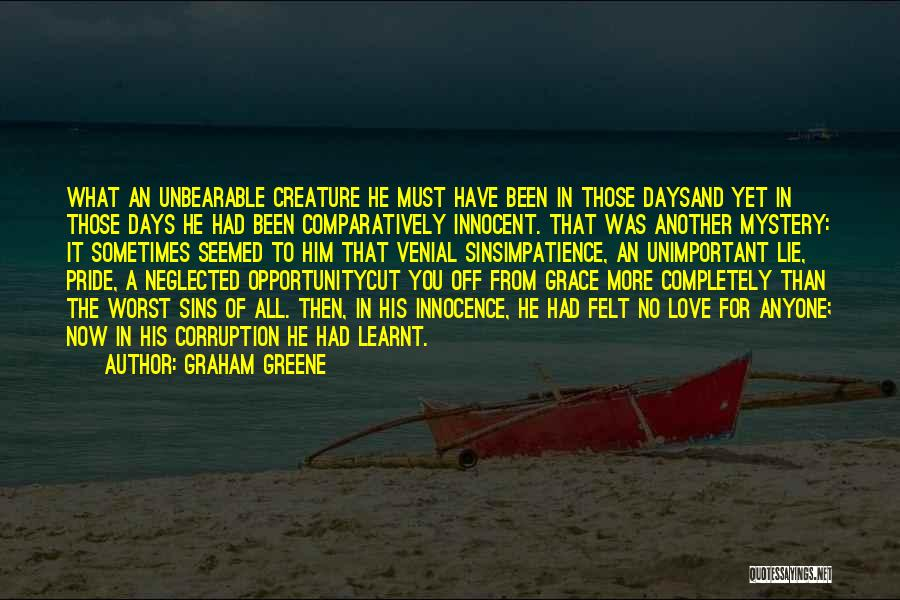 Graham Greene Quotes 1836792