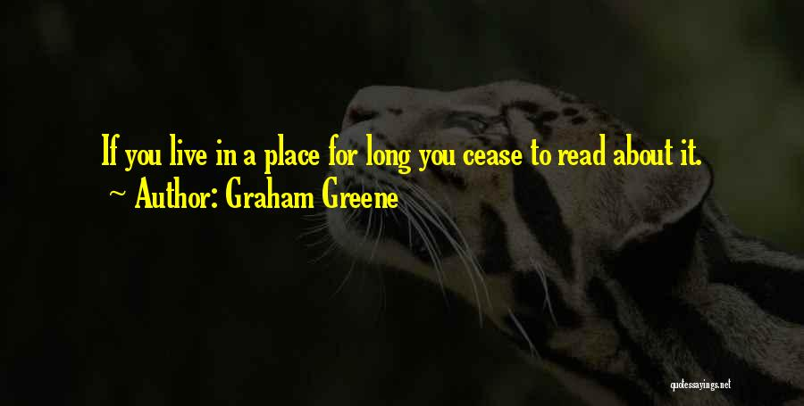 Graham Greene Quotes 489260