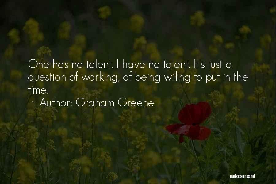 Graham Greene Quotes 524417