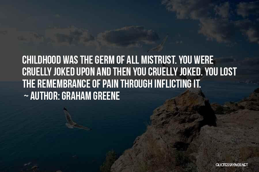 Graham Greene Quotes 691617