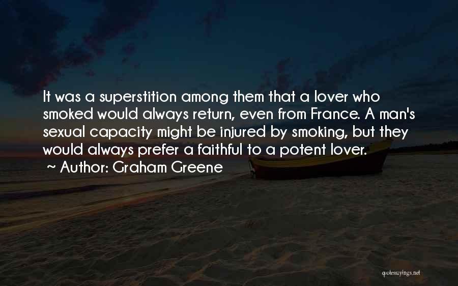 Graham Greene Quotes 693959