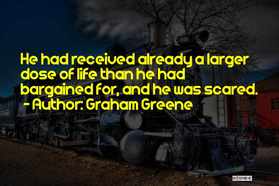 Graham Greene Quotes 780352