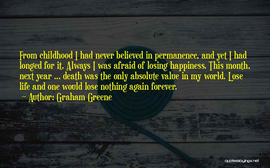 Graham Greene Quotes 879336