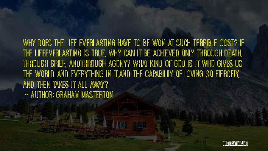 Graham Masterton Quotes 1355949