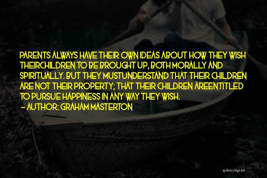Graham Masterton Quotes 1936999