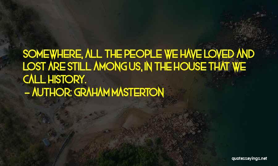 Graham Masterton Quotes 1947445