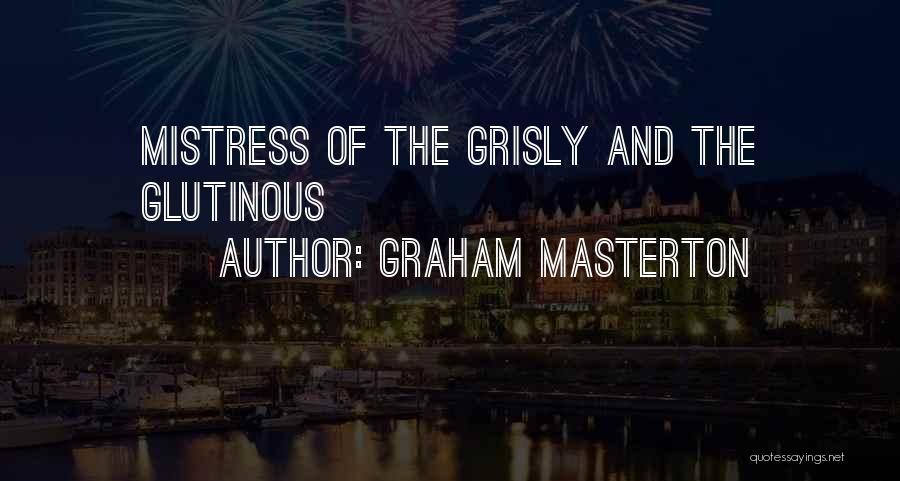 Graham Masterton Quotes 2155030
