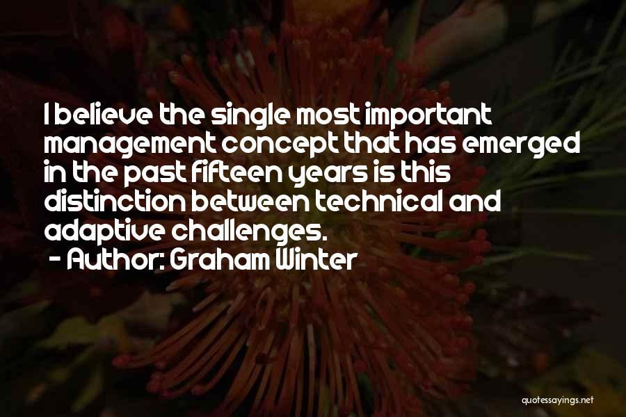 Graham Winter Quotes 256661