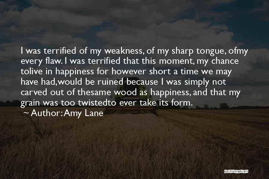 Grain Quotes By Amy Lane