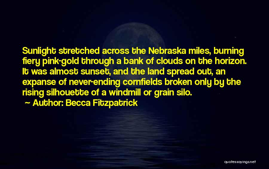 Grain Quotes By Becca Fitzpatrick