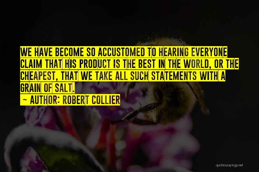 Grain Quotes By Robert Collier