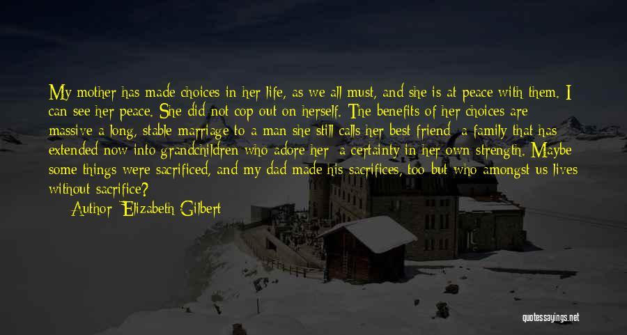 Grandchildren Quotes By Elizabeth Gilbert