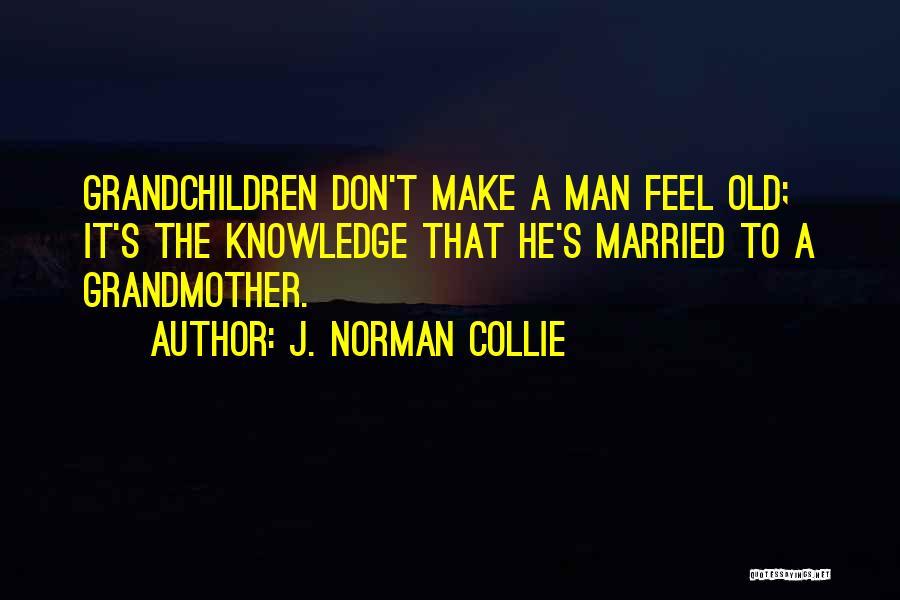 Grandchildren Quotes By J. Norman Collie