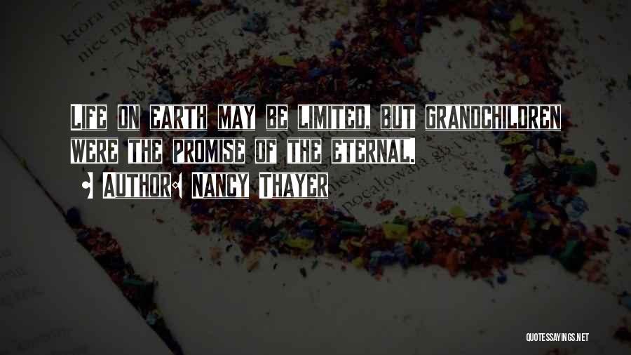 Grandchildren Quotes By Nancy Thayer
