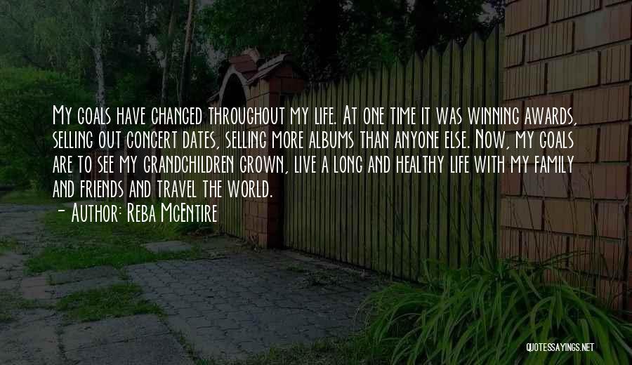Grandchildren Quotes By Reba McEntire
